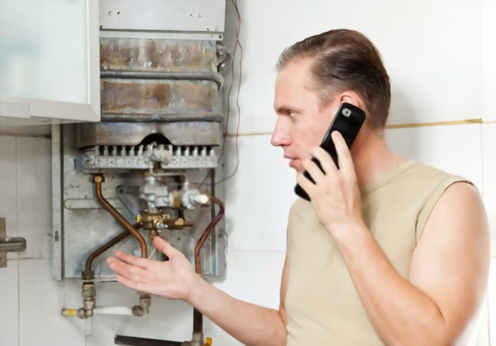 éviter la panne de la chaudière gaz